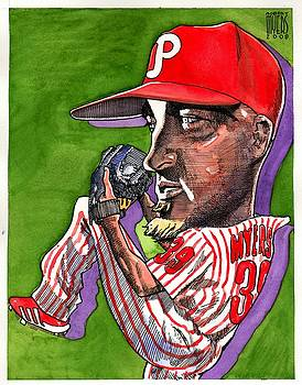 Phillies by Robert  Myers