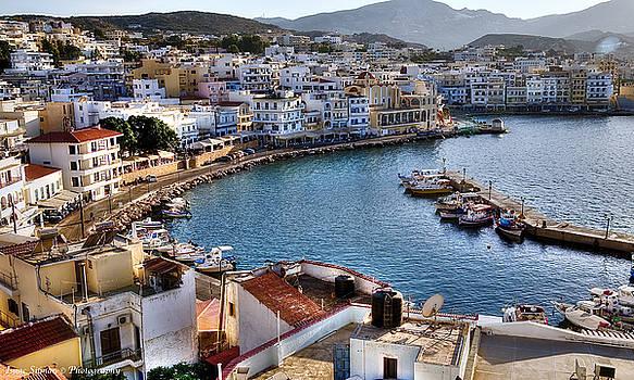 Isaac Silman - Pigadia bay karpathos island Greece