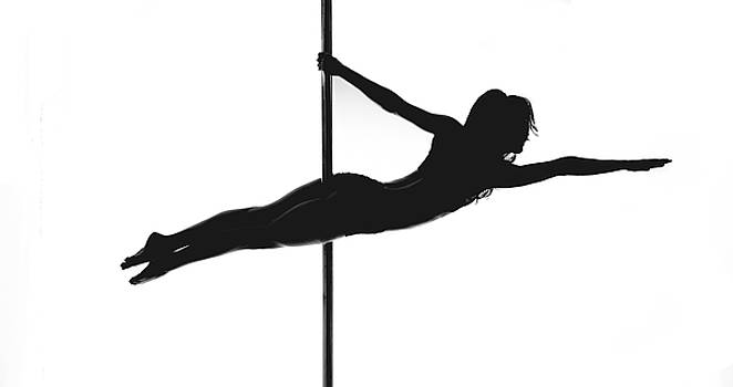 Pole Silhouette by Marino Flovent