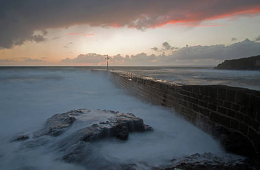 Porthleven in Cornwall by Pete Hemington
