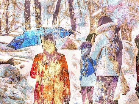 Rain by Yury Bashkin