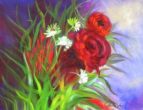 Reds by Jenny Lee