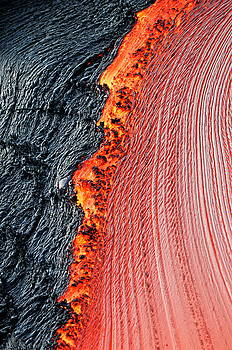 Sami Sarkis - River of molten lava