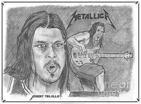 Chris  DelVecchio - Robert Trujillo