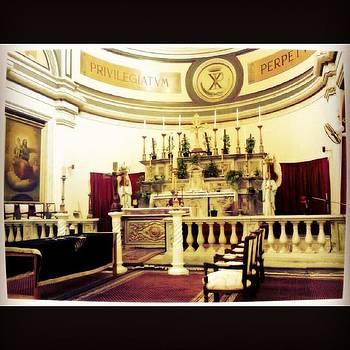 Saint Eugene Church,port Said  the by Eman Allam