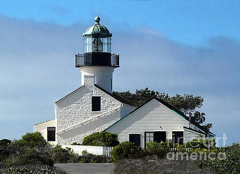 Gregory Dyer - San Diego Point Loma Peninsula Lighthouse