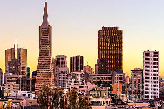 San Francisco - California - USA by Luciano Mortula