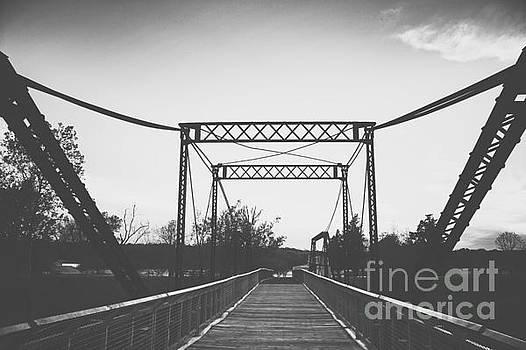 Sarto Iron Bridge in Big Bend Louisiana  by Susan Bordelon