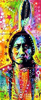 Sitting Bull by Dean Russo