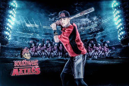 Southwest Aztecs Baseball Organization by Nicholas Grunas