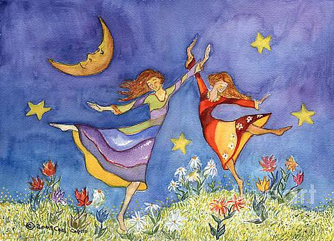 Spring Dance by Cori Caputo
