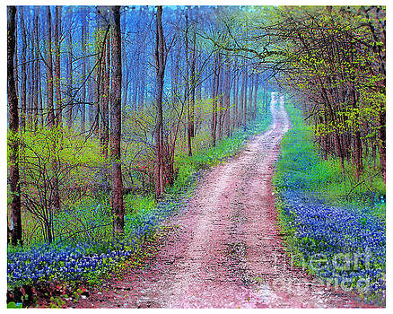 Spring green by Gina Signore