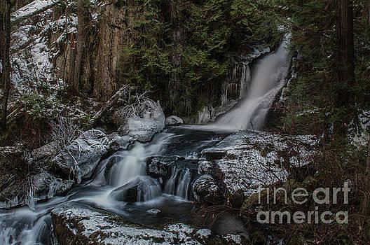Rod Wiens - Steelhead Falls