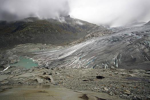 Angel  Tarantella - the glacier
