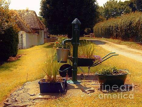 Joe Cashin - The village pump
