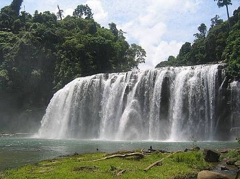 Roberto Prusso - Tinuy - An Falls