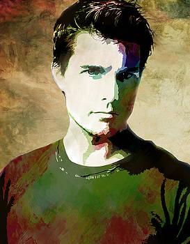 Tom Cruise by Elena Kosvincheva