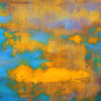 What-a-Color Art Series - Abstract Landscape Art  by Ricki Mountain