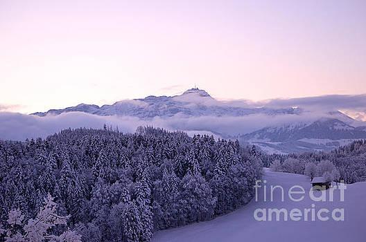 Susanne Van Hulst - Winter in Switzerland