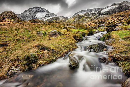 Adrian Evans - Winter Landscape