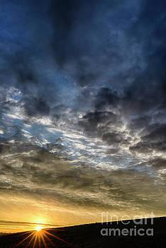 Winter Sunrise by Thomas R Fletcher