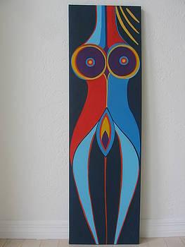 Woman by Sandra McHugh