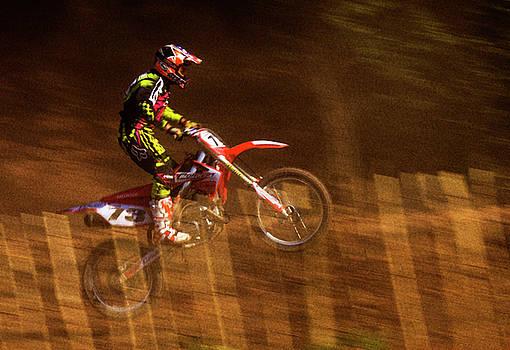Angel  Tarantella - motocross