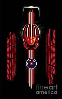 2001 Spaceman by Sassan Filsoof