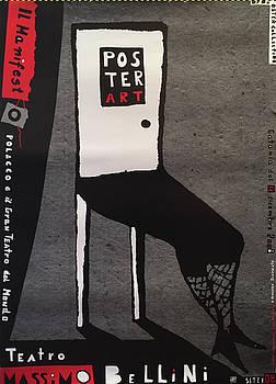 2008 Original Polish Poster Art/Il Manifest/Teatro Massimo Bellini by Unknown
