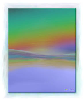 20110316-Rothko-esque-Sunset-v04 by Danny Maynard