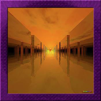 20110320-Mirrors-at-Sunset-v4a by Danny Maynard