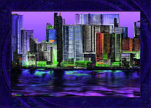20110322-City-Scape-v07 by Danny Maynard