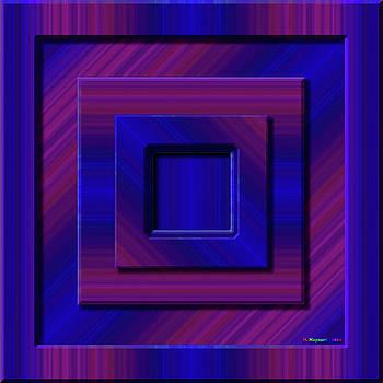 20110602-BlueMagentaShadows-v1 by Danny Maynard