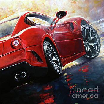 2015 Ferrari 599 GTB Fiorano by Yuriy Shevchuk