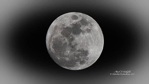 2017 01 11 Moon over PCB by Mark Olshefski