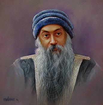 24 Osho by Vijay Kawathekar