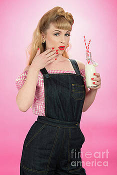 Pin Up Girl by Amanda And Christopher Elwell