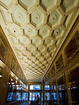Michael Durst - 25 E. Washington Building Lobby in Chicago