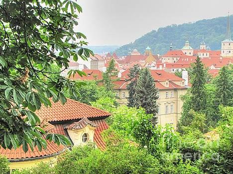 Praha by Yury Bashkin