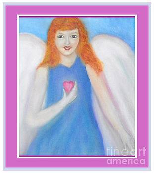 Angel of My Heart by Shirley Moravec