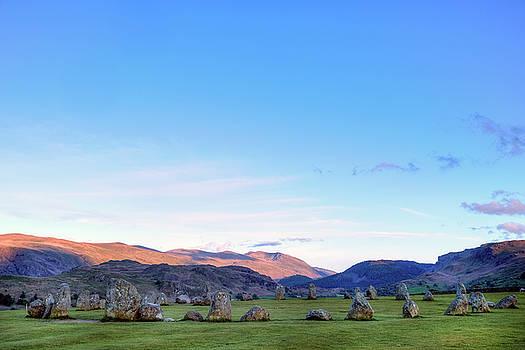Castlerigg - Lake District by Joana Kruse