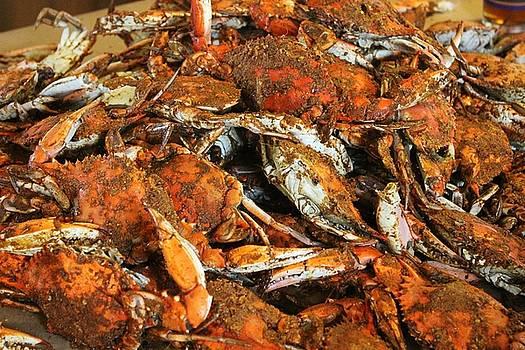 Paulette Thomas - Crabs