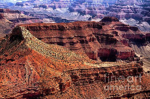Dragon Corridor Grand Canyon by Thomas R Fletcher