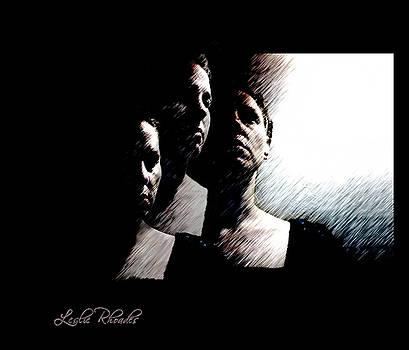 Leslie Rhoades - 3 Faces of Me
