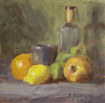 3 Fresh Fruit by Brandon Schaefer