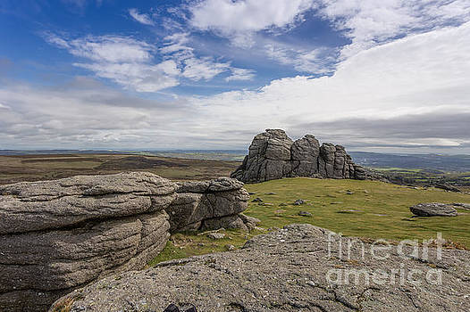 Haytor Rocks by Bahadir Yeniceri