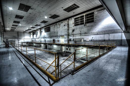 Industrial by Adnan Bhatti