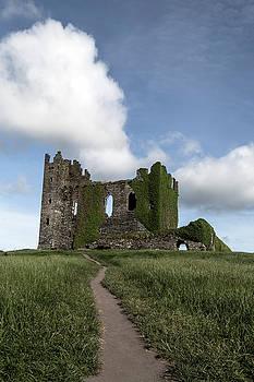 Irish Castle by Joana Kruse
