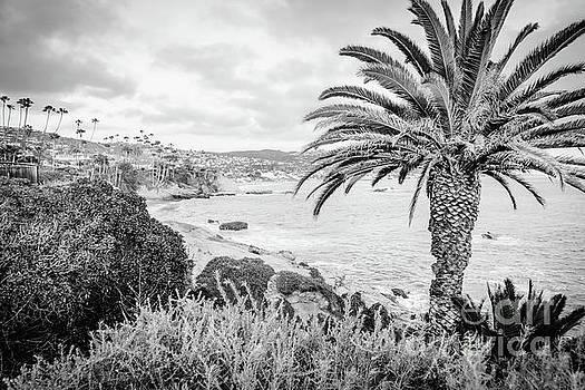Paul Velgos - Laguna Beach Black and White Photo