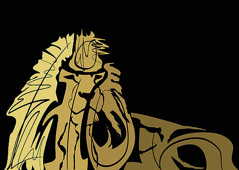 Lion by Nelson Barros
